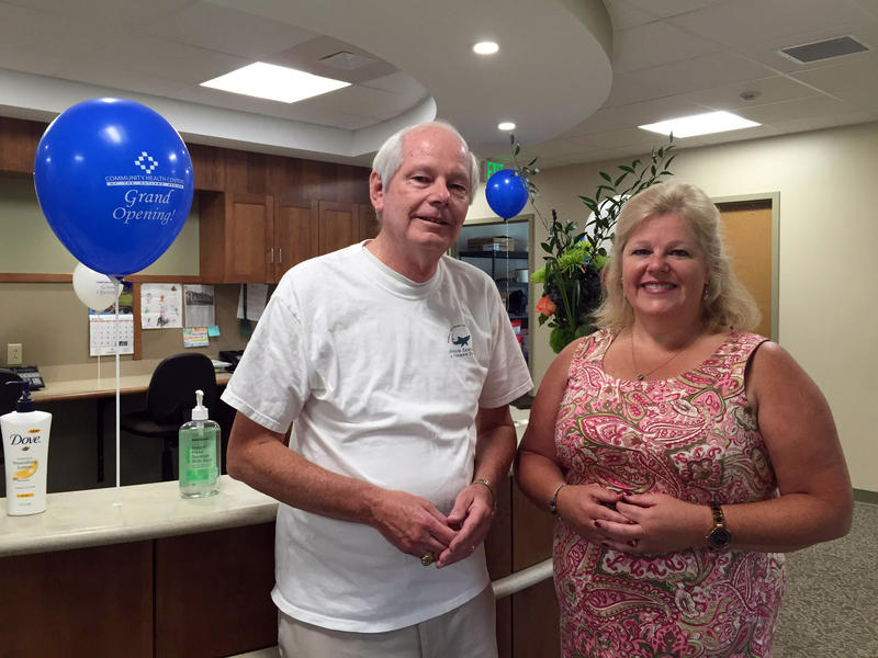 When Dr. Allan Curtiss arrived in Addison County 25 years ago, he quickly gained a reputation for seeing anyone, regardless of whether they had insurance. In August, he will be joined by Margeurite Dusha, a nurse practitioner, at the Shorewell Clinic.