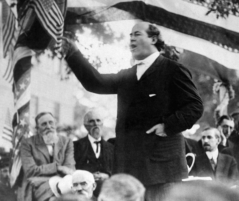 William jennings bryans speech imperialism