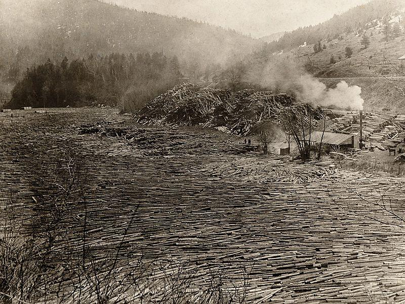 The last major log drive on the Connecticut River was in 1915. One hundred years later, two Vermonters are working to keep the history of the industry, and the rugged men who were drawn to it, alive.