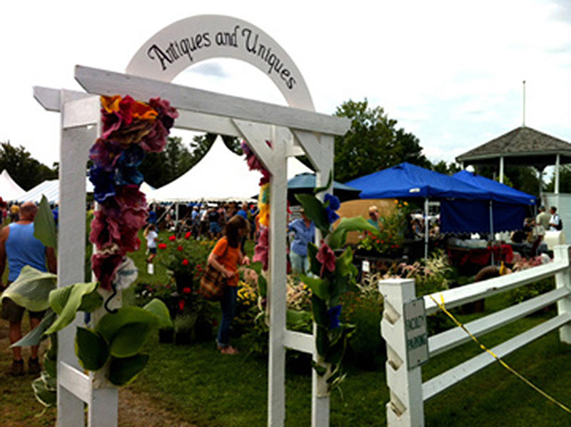 The 45th annual Antiques and Uniques Festival will be held on Craftsbury Common Saturday, July 11, rain or shine.