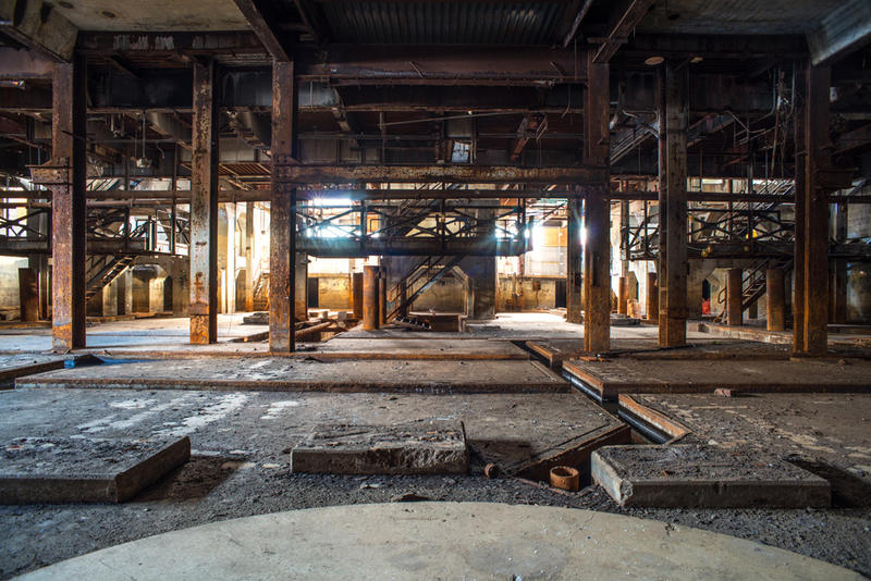 For the last three decades, Burlington's Moran Plant has been abandoned and mostly considered an eyesore. Now the founders of New Moran, Inc. think they can succeed in revitalizing the plant where others have failed.