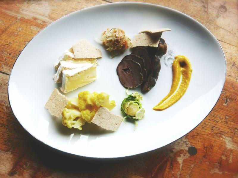 Sterling College offers several food and cooking classes, including a charcuterie course that was offered this summer.
