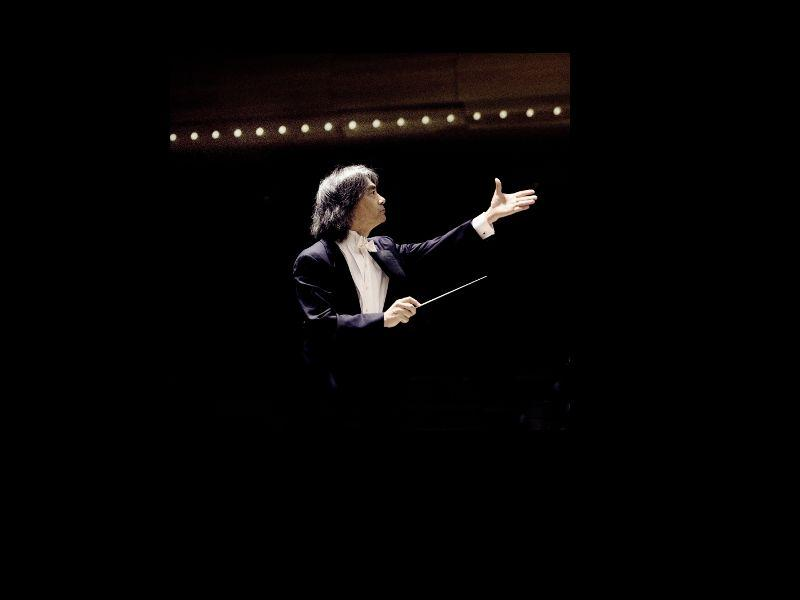 OSM Music Director Kent Nagano who directs the orchestra in the Classical Spree Festival beginning Wednesday.