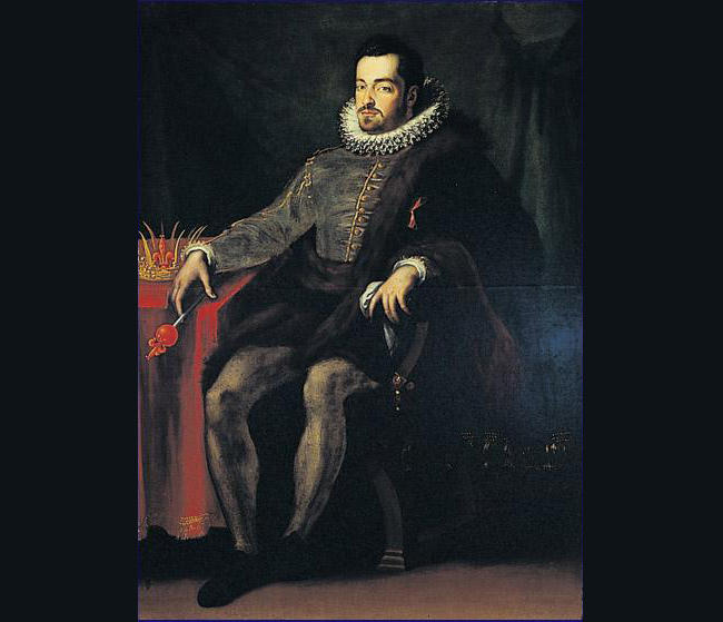 In 1589, in the Medici court of Florence, a particularly lavish intermedio was staged for the wedding of the Grand Duke.