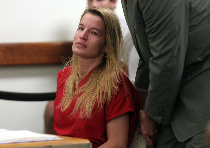 Jody Herring, seen here in court in August 2015, took a plea deal Thursday, pleading guilty to one count of first-degree murder and three counts of second-degree murder.