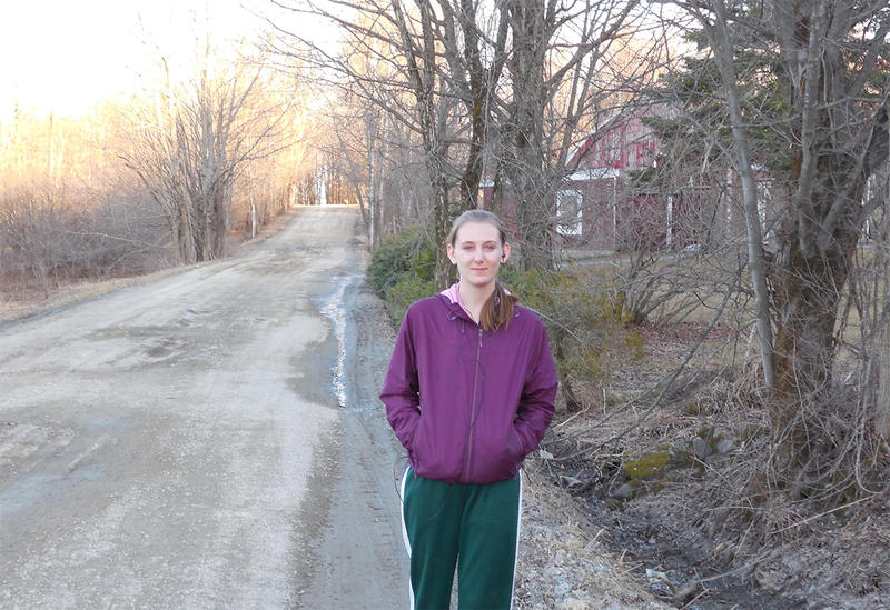 Kayla McArtor, a sophomore at Bellows Free Academy in St. Albans, wrote this piece in response to a prompt to write about homelessness in Vermont and to focus on the COTS #172 campaign.