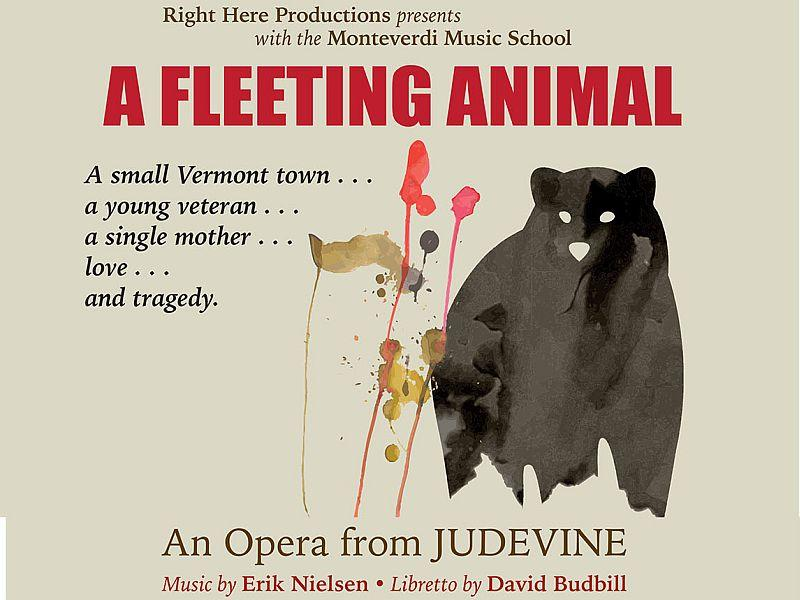 'A Fleeting Animal' will tour the state in September.