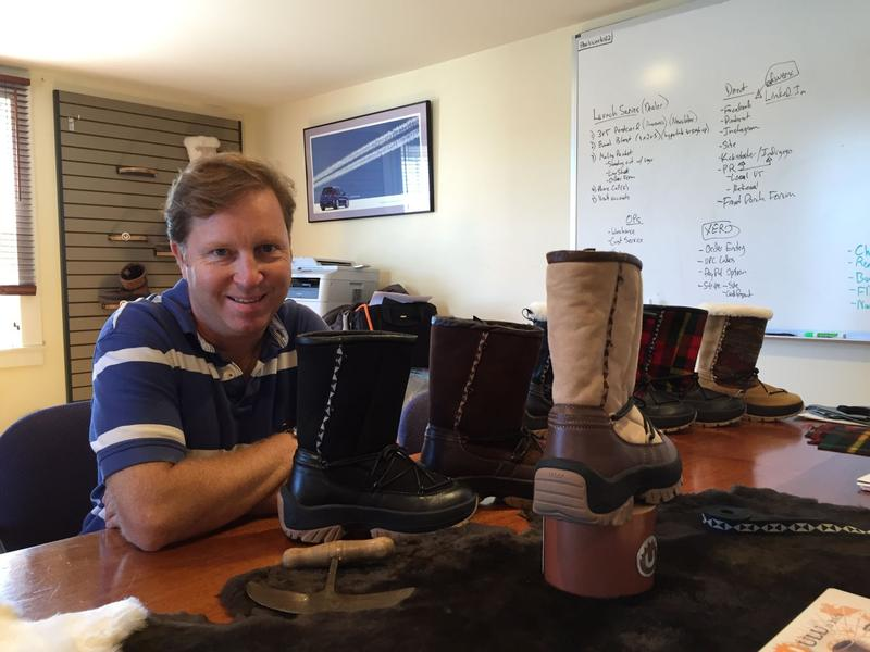 Scott Hardy hopes to build on the lessons he learned the first time he owned his boot company.