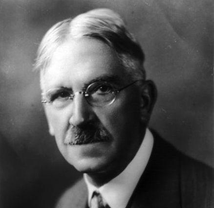 John Dewey, born in Burlington in 1859, was one of America's most wide-ranging and influential thinkers.