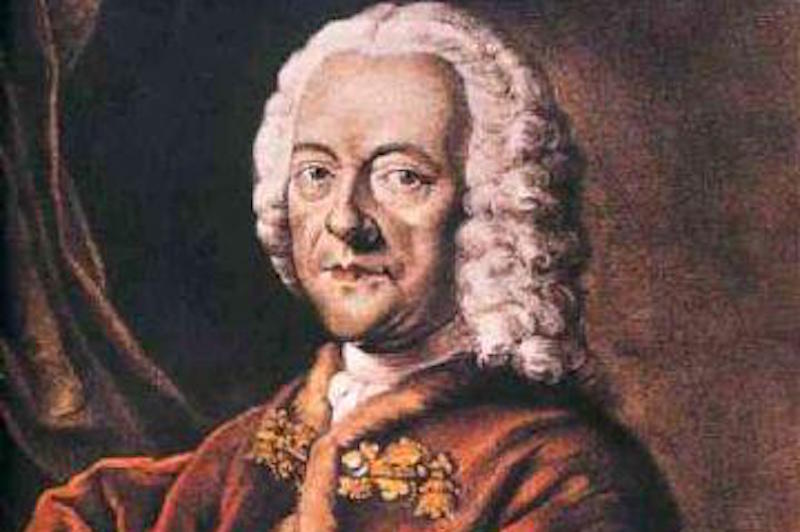 Georg Philipp Telemann was a prolific composer, talented student and dedicated educator, thanks in part to a happy accident that jump-started his career.