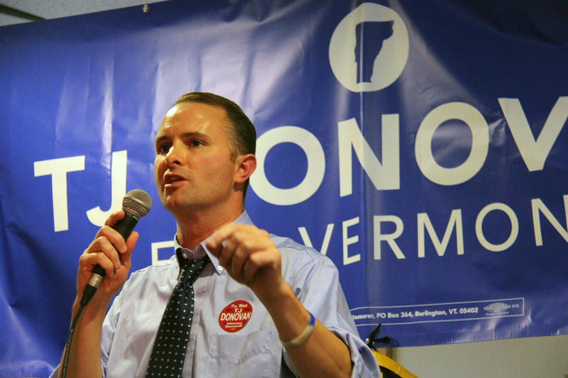 Chittenden County State's Attorney TJ Donovan started his run for Attorney General with an eye toward criminal justice reform.