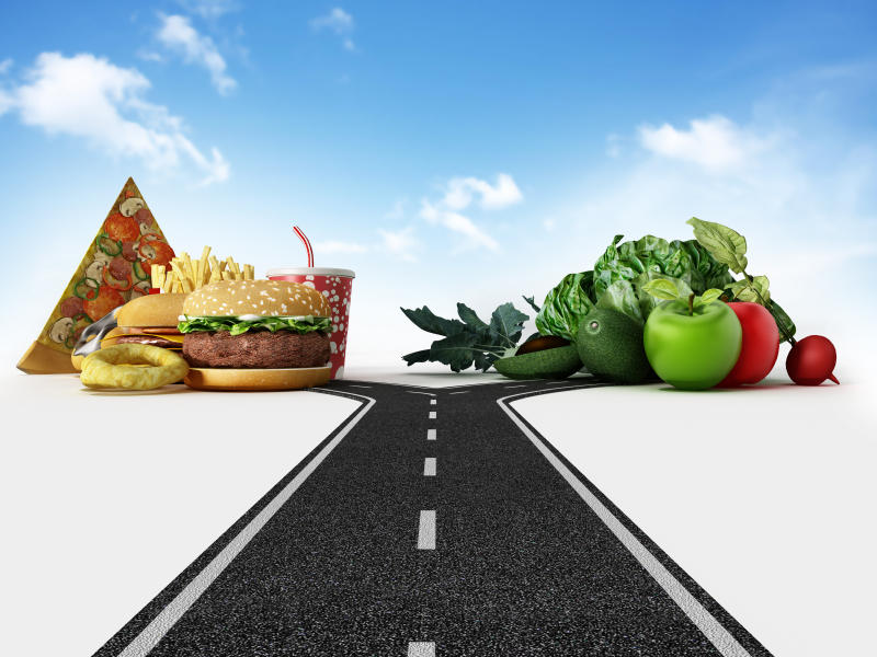 good eating habits versus bad eating habits Healthy eating in childhood and adolescence is  journal of the academy of nutrition and  rampersaud gc, pereira ma, girard bl, et al breakfast habits,.