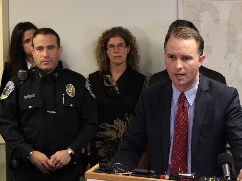 Chittenden County State's Attorney TJ Donovan said he expects the case against a Burlington man accused of sending KKK flyers to two black women, to be appealed to the Vermont Supreme Court.