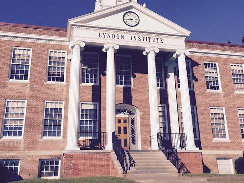 Lyndon Institute is an independent school that enrolls many public students from surrounding towns using tuition vouchers.