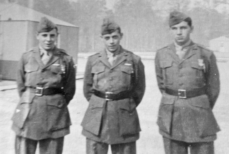 Rutland brothers Paul, Donald and Robert Shedd enlisted together in the Marine Corps in 1942 when they were 18, 19 and 20 years old. All three survived; Donald has lived for the past 70 years in Wallingford.