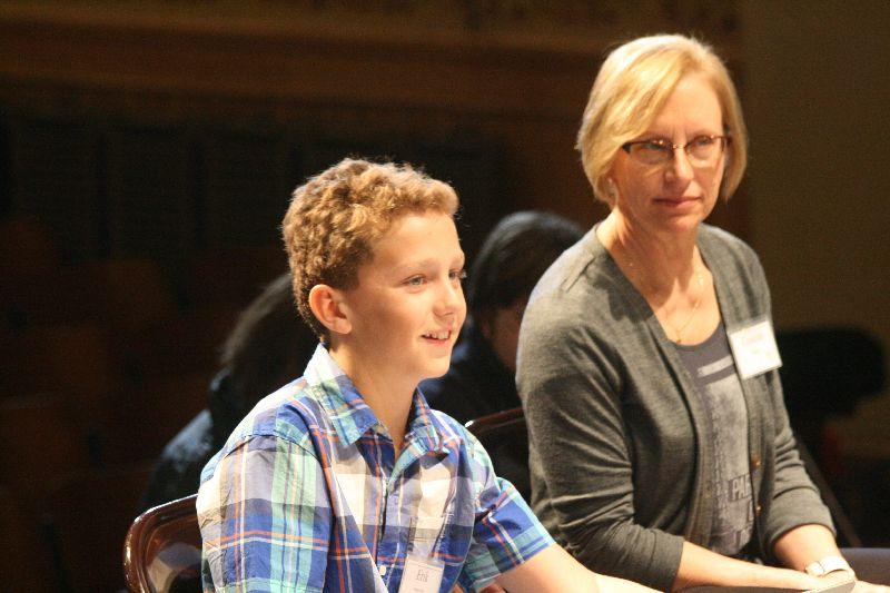 Ludlow 7th grader Erik Heitsmith is VPR Classical's Student Composer Showcase for December.