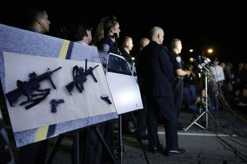 The semi-automatic rifles used in the San Bernardino, Calif. shooting that killed 14 and wounded 21 on Wednesday were obtained legally, despite California's strict gun laws.