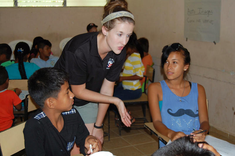 Essex Junction resident Taylor Dorn is a Peace Corps volunteer in Panama. For the third year in a row, Vermont has the most Peace Corps volunteers per capita.