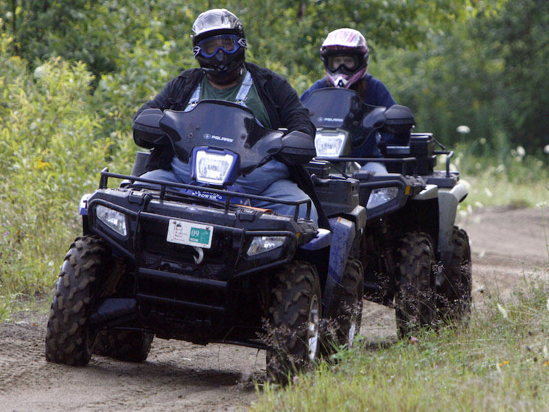 The Mount Holly Select Board is considering an ordinance that would allow ATV use on town roads.