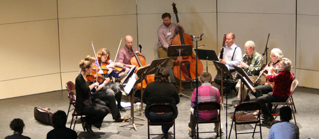 A performance from Music-COMP's Opus 30 concert.