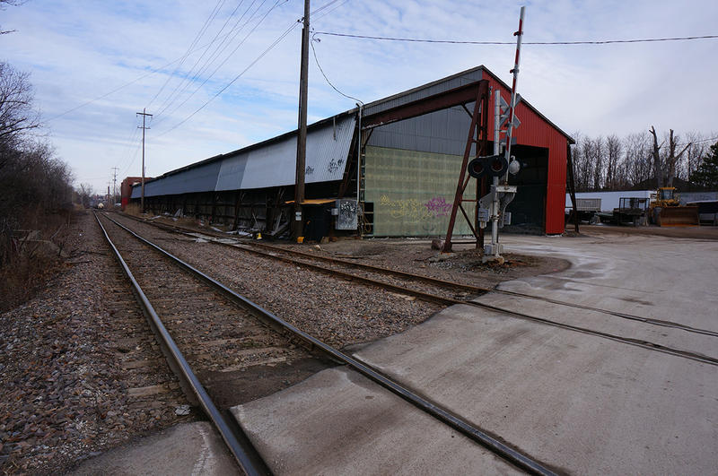 If built, the proposed Shelburne transfer facility would replace this operation off Flynn Ave., in Burlington, but with twice the salt storage capacity. The Town of Shelburne is suing Vermont Railway in an attempt to block the facility.