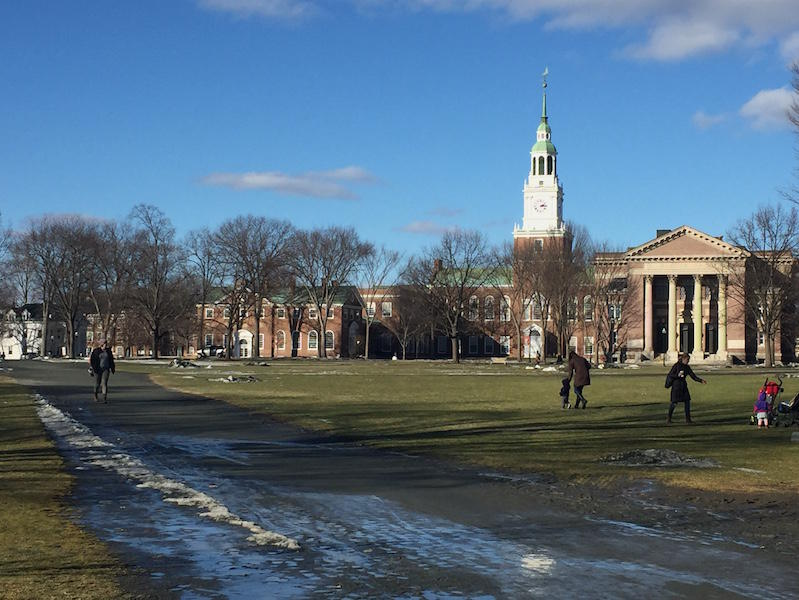 Three Dartmouth College professors are under criminal investigation for alleged sexual misconduct, according to a news release from the college.