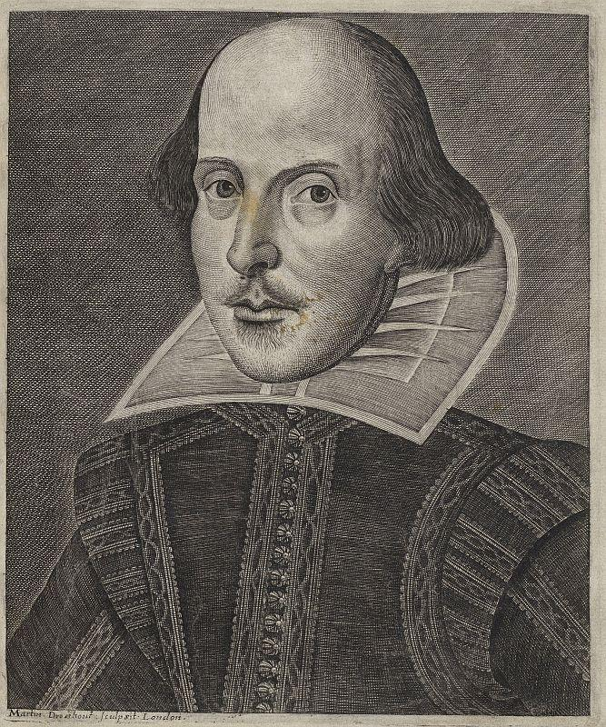 Shakespeare is credited with writing over three dozen plays.