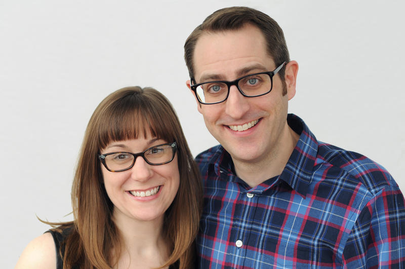 Natalie Miller and Nathan Hartswick opened Vermont Comedy Club in November 2015 on Main Street in Burlington.