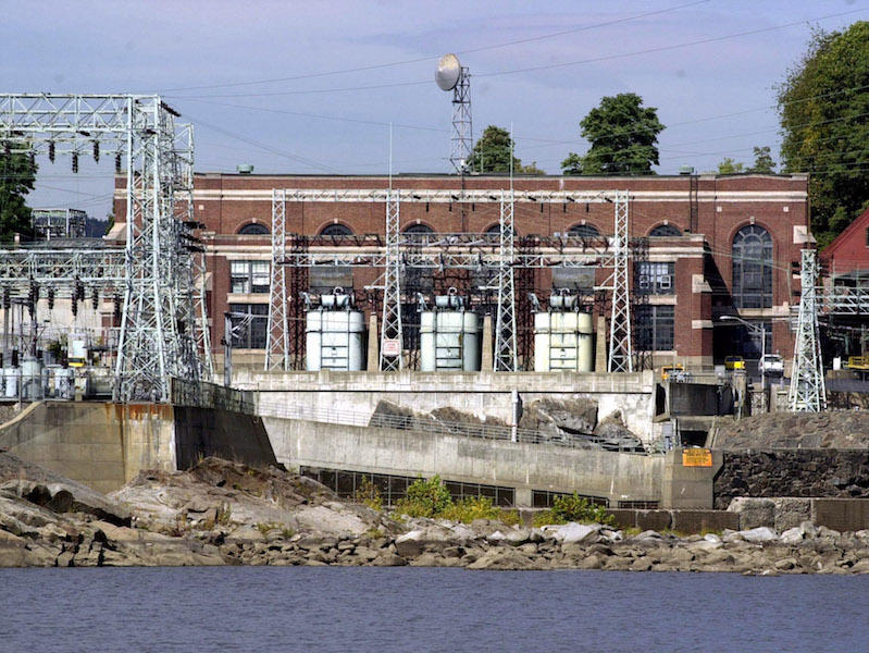 Towns that are upriver from the Bellows Falls Dam say the hydro system is leading to erosion. Four towns will hold town meeting votes to get the owner of the hydro system to start a mitigation fund.