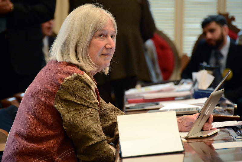 Calais Rep. Janet Ancel, pictured here in 2015, is chairwoman of the House Committee on Ways and Means. Ancel says lawmakers will likely devote much of the 2018 legislative session to understanding what the federal tax overhaul means for Vermont.