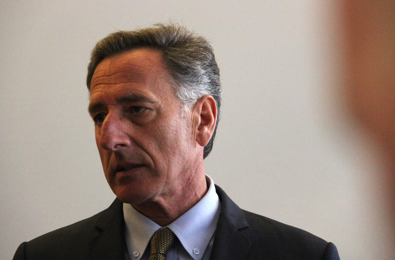 Gov. Peter Shumlin told a group of North Bennington residents to call him personally if they ever feel the state isn't doing enough to help them deal with water contamination discovered last month.