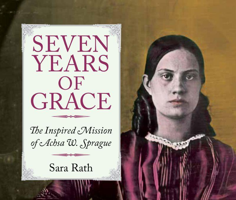 A new historical novel tells the story of Vermont spiritualist Achsa Sprague. We talk to the author.