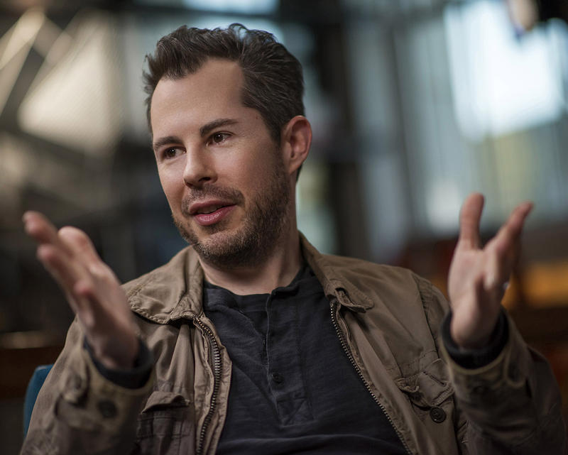 Google Ventures Founder and CEO Bill Maris, a graduate of Middlebury College, recently traveled from Silicon Valley to Vermont to speak at his alma mater.