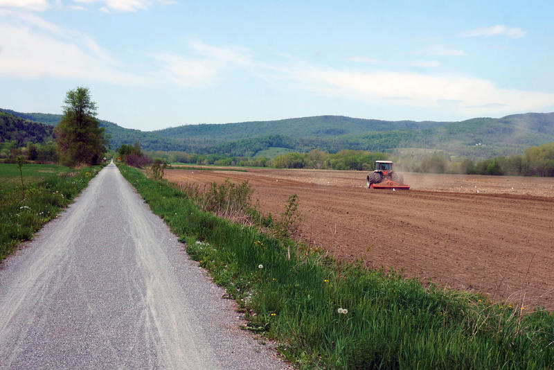 A 17-mile section of the Lamoille Valley Rail Trail, between Cambridge and Morrisville, opened for non-motorized uses this spring.