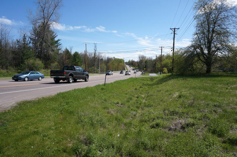 There's still a number of undeveloped properties on Shelburne Road, in Shelburne, between the village and the Route 7 commercial strip. Planners hope form-based zoning will guide the look of future development there.
