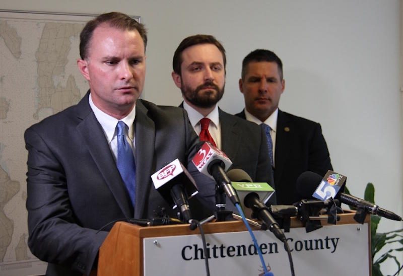 At Tuesday's press conference, State's Attorney TJ Donovan announced the body camera video of the shooting will be released to media. VPR has not decided yet if they will post the video.