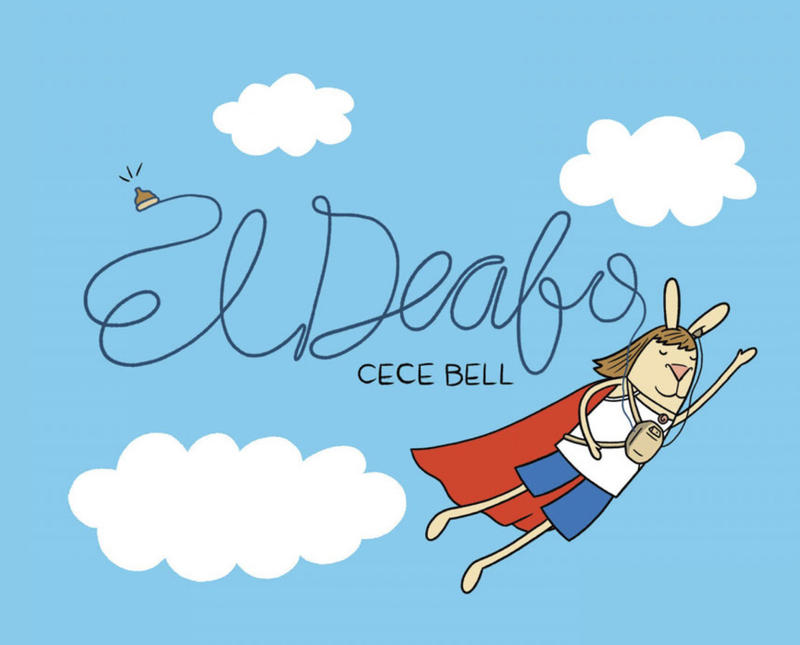 Cece Bell's 'El Deafo' is the 2015-2016 winner of the Dorothy Canfield Fisher Award, Vermont's middle grade reader's choice book award.