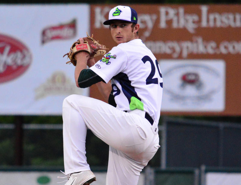 The Lake Monsters began the season with six players returning from 2015, including pitcher Heath Bowers, who drew the opening night assignment.