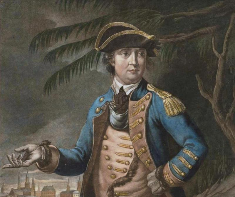 Benedict Arnold went from a hero to America's best-known traitor. We're talking about the story behind Arnold and his betrayal with historian Nathaniel Philbrick.