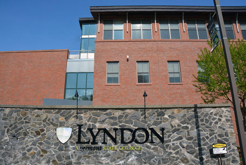 The board that oversees the Vermont state college system has given preliminary approval to a merger of Lyndon State College and Johnson State College into a single institution.