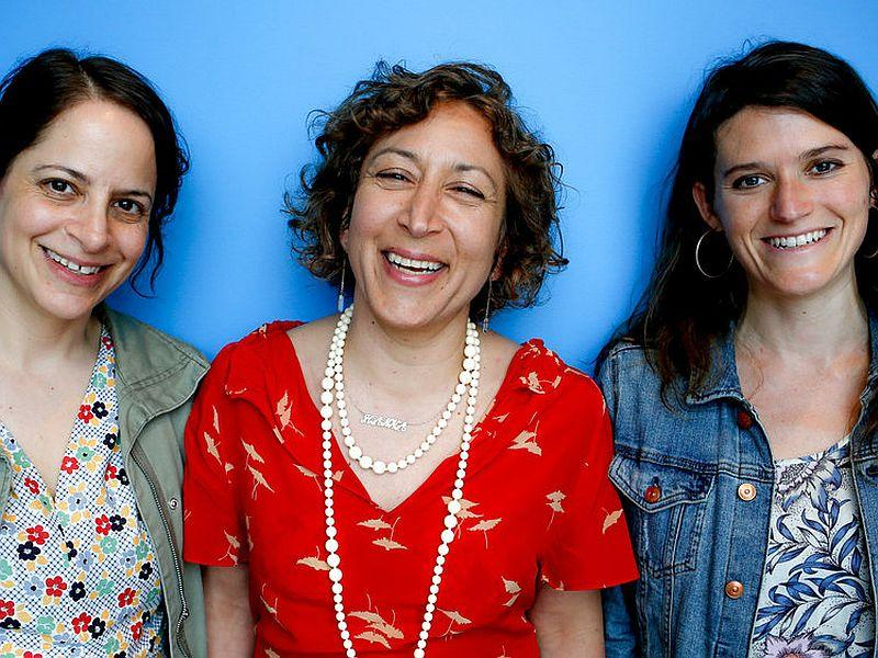 Alix Spiegel, Hanna Rosin and Lulu Miller host 'Invisiblia,' back for its second season.