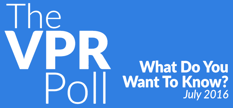 In the second in our series of polls, we want to hear from you: If you could poll Vermonters about any issue, what would you ask?