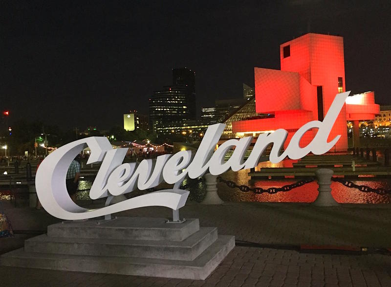VPR's John Dillon is in Cleveland this week for the 2016 Republican National Convention.