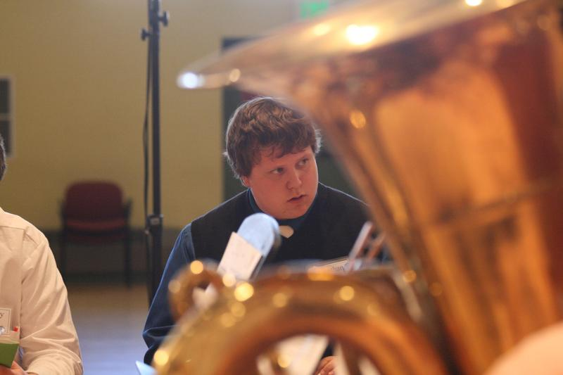 Jonathan DeRoehn is the featured student composer for August on VPR Classical.