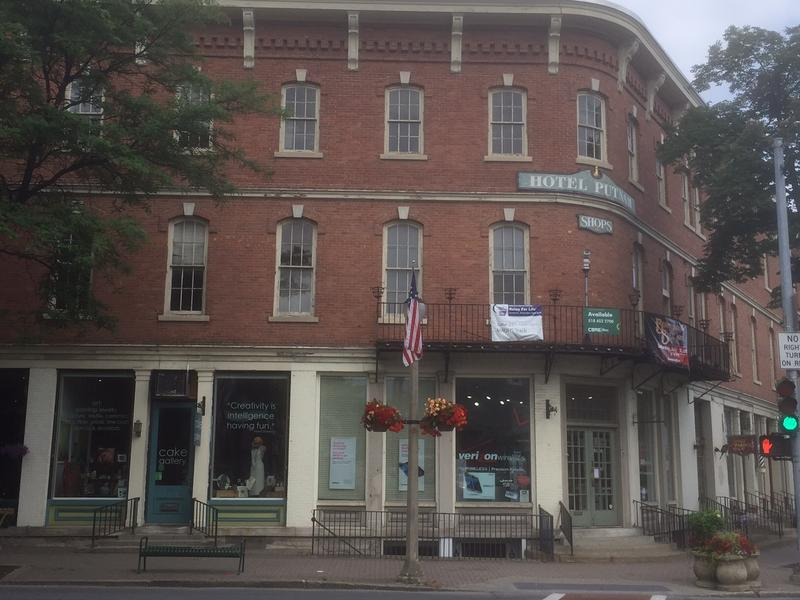 Investors hope the former Hotel Putnam can be the keystone to a $20 million redevelopment  project in downtown Bennington.