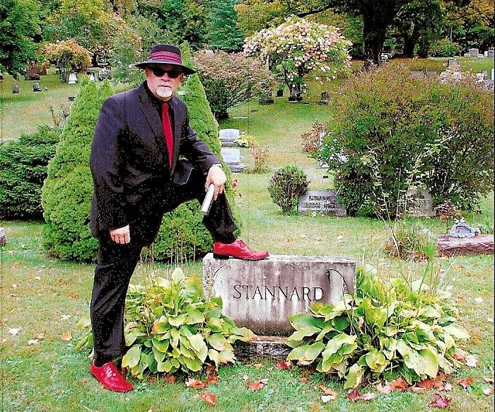 Vermont bluesman Bob Stannard