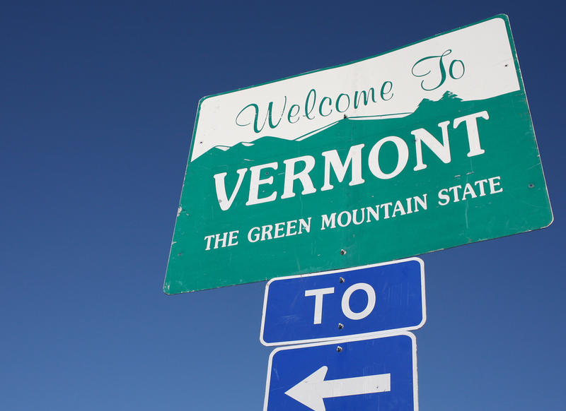 "A ""Welcome to Vermont"" sign greets newcomers and visitors, but Vermont Edition wants to know: who can call themselves a ""Vermonter""?"