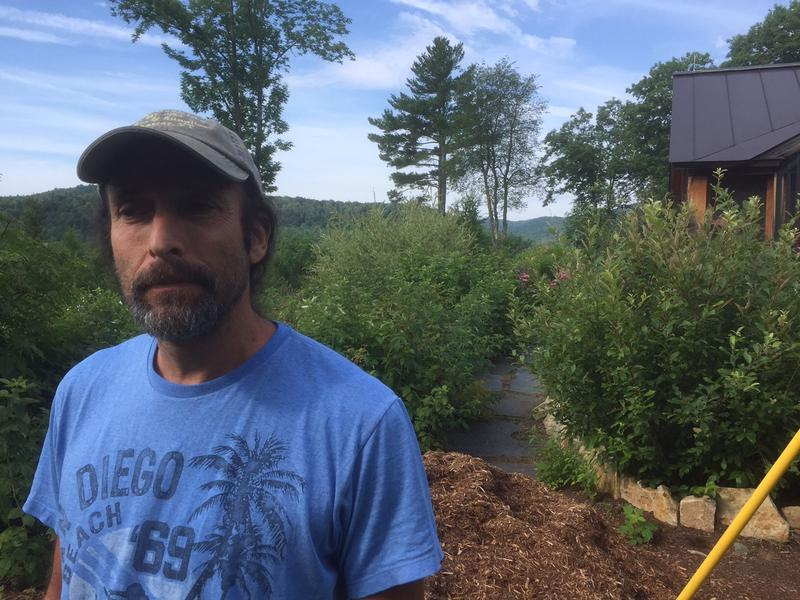 A proposed wind project in Windham and Grafton could be a main proving ground for Vermont's new sound standards. David Acker will be able to see the wind turbines if the project is approved, and says he's concerned about the effects on human health.