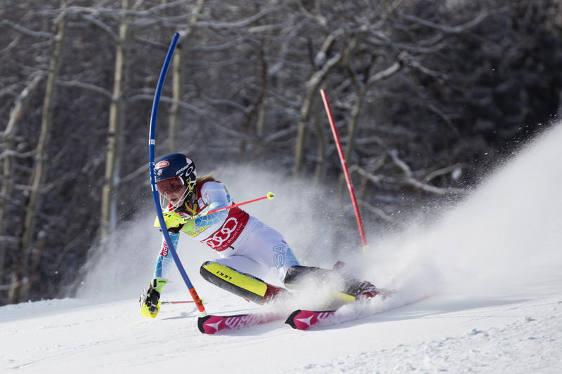 Olympic gold medalist and Burke Mountain Academy racer Mikaela Shiffrin is expected to return to Vermont for the World Cup races at Killington.