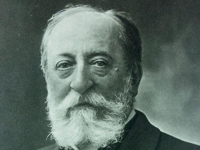 "Camille Saint-Saens was called ""The musician of tradition"" by Claude Debussy. A title which Saint-Saens gladly embraced."